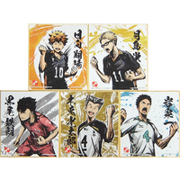 Illustration Panel - Haikyuu!!