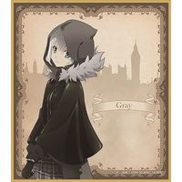 Illustration Panel - The Case Files of Lord El-Melloi II / Gray (Fate Series)