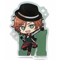 Acrylic Badge - Ensemble Stars! / Mikejima Madara
