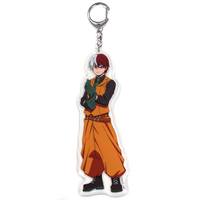 Acrylic Key Chain - My Hero Academia / Todoroki Shouto