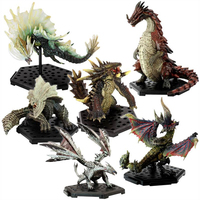 (Full Set) Trading Figure - MONSTER HUNTER / Ukanlos & Akantor