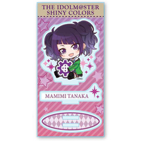 Acrylic stand - Gyugyutto - THE IDOLM@STER SHINY COLORS / Tanaka Mamimi