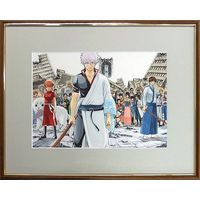 Original Drawing - Art Board - Gintama