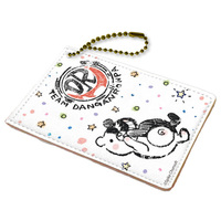 Commuter pass case - GraffArt - Danganronpa / Monokuma