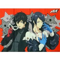 Poster - Persona5 / Yusuke & Protagonist