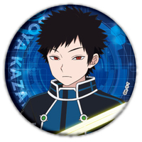 Badge - WORLD TRIGGER / Kazama Sōya