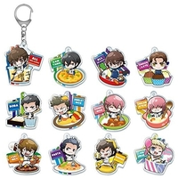 (Full Set) Acrylic Key Chain - Ace of Diamond
