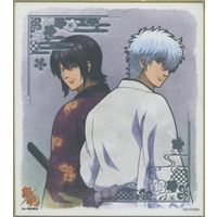Illustration Panel - Gintama / Gintoki & Takasugi