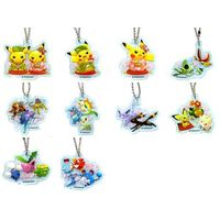 (Full Set) Acrylic Charm - Pokémon