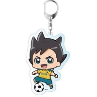 Big Key Chain - Inazuma Eleven Series / Inamori Asuto