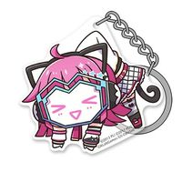 Tsumamare Key Chain - Love Live / Tennoji Rina