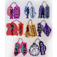 (Full Set) Rubber Charm - Jojo no Kimyou na Bouken