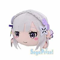 Nesoberi Plush - Re:ZERO / Emilia