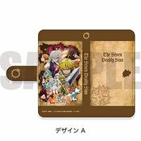 Smartphone Wallet Case - The Seven Deadly Sins