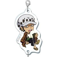 Acrylic Charm - ONE PIECE / Trafalgar Law