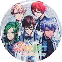 Badge - B-Project: Kodou*Ambitious / Moons
