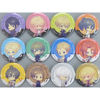 (Full Set) Trading Badge - Tsukiuta