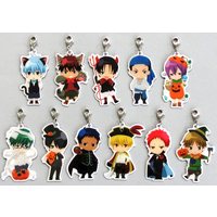 (Full Set) Fastener Accessory - Kuroko's Basketball
