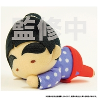 Plush Key Chain - Failure Ninja Rantarou / Fukutomi Shinbe