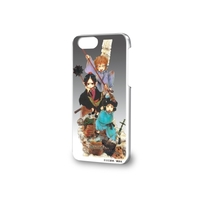 iPhone6 case - iPhone7 case - Smartphone Cover - iPhone6s case - iPhone8 case - Hoozuki no Reitetsu / Hoozuki & Uzu