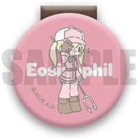 Glass marker - Cable Clip - Hataraku Saibou (Cells at Work!) / Eosinophil