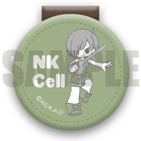 Glass marker - Cable Clip - Hataraku Saibou (Cells at Work!) / NK Cell
