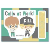 Acrylic stand - Sanrio / Killer T Cell & Helper T Cell