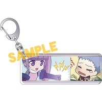 Acrylic Key Chain - Tales of Graces / Hubert Ozwell & Sophie