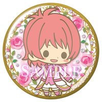 Trading Badge - King of Prism by Pretty Rhythm / Saionji Leo