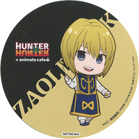 Coaster - Hunter x Hunter / Kurapika
