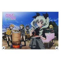 Acrylic Art Plate - GIRLS-und-PANZER / Anchovy