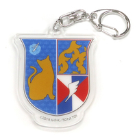Acrylic Key Chain - Strike Witches / Perrine H. Clostermann