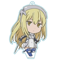Acrylic stand - Puni Colle! - DanMachi / Ais Wallenstein