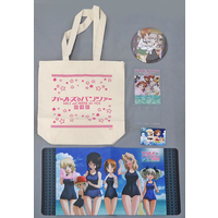 Big Badge - Desk Mat - Smartphone Stand - GIRLS-und-PANZER