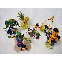 (Full Set) Trading Figure - Dragon Ball / Goku & Piccolo & Gohan