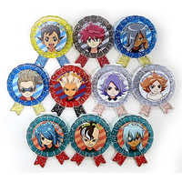 (Full Set) Brooch - Inazuma Eleven Series