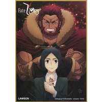 Illustration Panel - Fate/Zero / Rider & Waver & Francis Drake