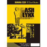 Card Stickers - BANANA FISH / Ash Lynx