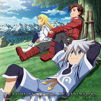 Theme song - Tales of Symphonia / Tear & Colette Brunel