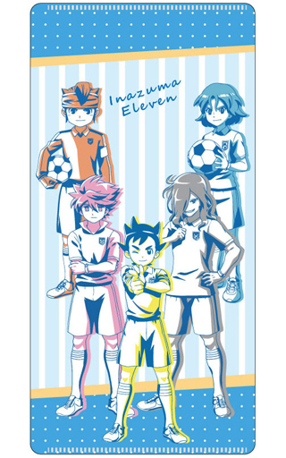 Tissue Case - Inazuma Eleven Series