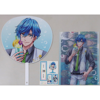 Paper fan - B-Project: Kodou*Ambitious / Aizome Kento