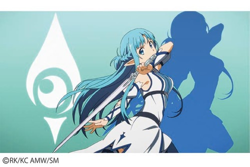 Badge - Sword Art Online / Asuna
