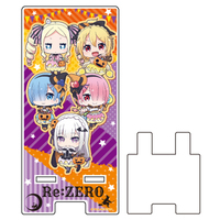 Smartphone Stand - Acrylic stand - Re:ZERO