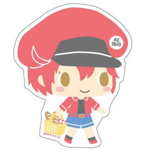 Stickers - Sanrio / Red Blood Cell (AE3803)