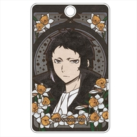 Commuter pass case - Bungou Stray Dogs / Akutagawa Ryuunosuke