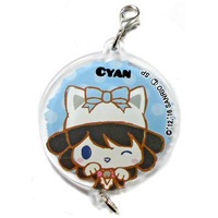 Charm Collection - SHOW BY ROCK!! / Cyan