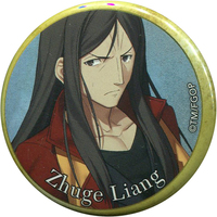 Badge - Fate/Grand Order / Zhuge Liang (Lord El-Melloi II)