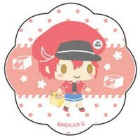 Acrylic Badge - Sanrio / Red Blood Cell (AE3803)