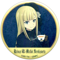 Trading Badge - The Case Files of Lord El-Melloi II / Reines El-Melloi Archisorte