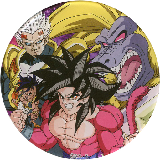 Coaster - Dragon Ball